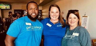 Get2College staff